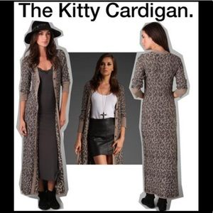 Free People Kitty To The Max Cardigan